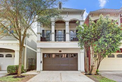 Houston Single Family Home For Sale: 1518 Alexander Street