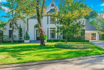 The Woodlands Single Family Home For Sale: 31 Wood Cove Drive