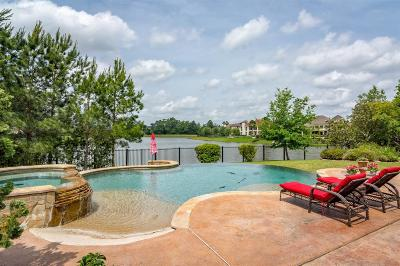 The Woodlands Single Family Home For Sale: 198 Bauer Point Court