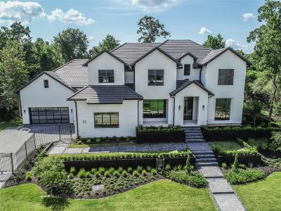 The Woodlands Single Family Home For Sale: 19 Primm Valley Court