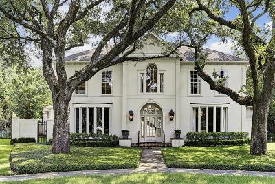 River Oaks Single Family Home For Sale: 2413 Stanmore Drive