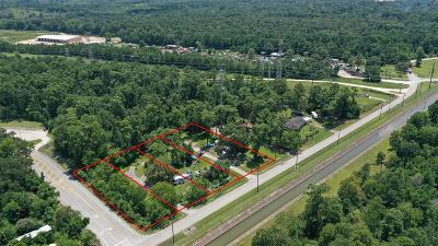 Houston Residential Lots & Land For Sale: 12840 Aqueduct Road