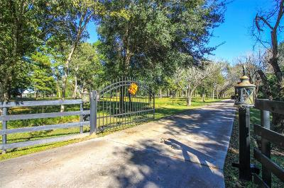 Cypress Farm & Ranch For Sale: 16302 Fritsche Cemetery Road
