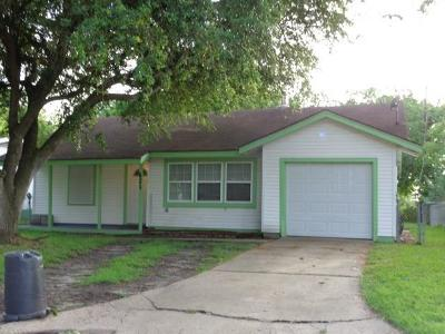 Texas City Single Family Home For Sale: 621 Jennings St Street