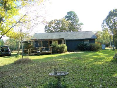 Waller Single Family Home For Sale: 36576 Howell Road