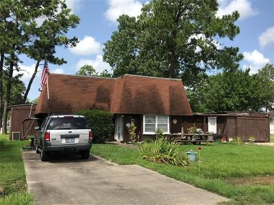 League City Single Family Home For Sale: 1609 Delaware Avenue