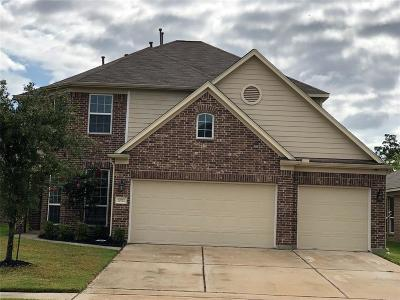 Humble TX Single Family Home For Sale: $267,000