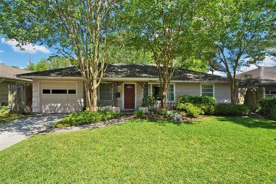 Bellaire Single Family Home For Sale: 916 Wildwood Lane