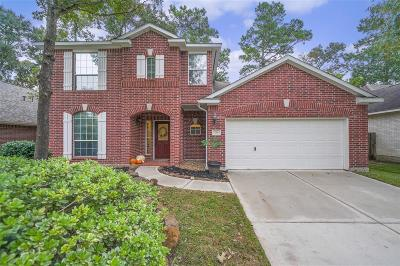 Conroe Single Family Home For Sale: 38 Gold Leaf Place
