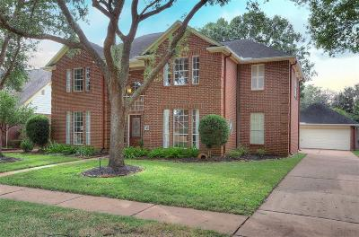 League City Single Family Home For Sale: 1305 Mossy Oak Drive