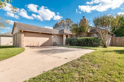 Katy Single Family Home For Sale: 19419 Indian Grass Drive