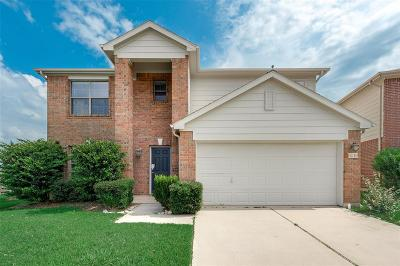Spring Single Family Home For Sale: 6110 Harvest Terrace Court