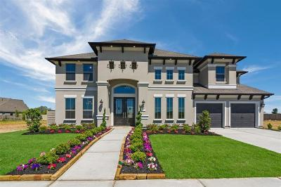 Manvel Single Family Home For Sale: 2419 Ponderosa Ridge Drive