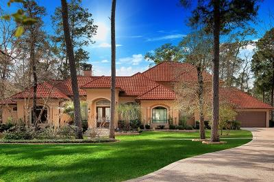 The Woodlands Single Family Home For Sale: 23 W Legacy Point Circle