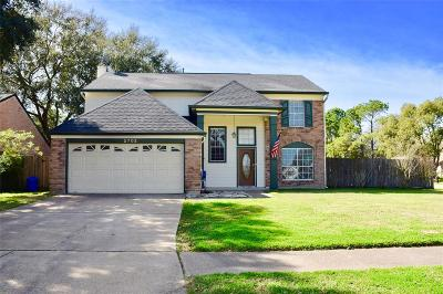 Pearland Single Family Home For Sale: 2702 Hot Springs Drive