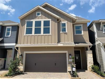 Houston Single Family Home For Sale: 1521 Biondo Way