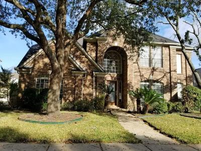 Sugar Land Single Family Home For Sale: 7003 Hearthside Drive