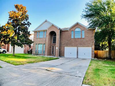 Katy Single Family Home For Sale: 3714 Wildhawk Drive