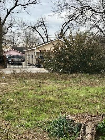 Houston Residential Lots & Land For Sale: Lelia