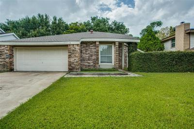 Houston TX Single Family Home For Sale: $157,900