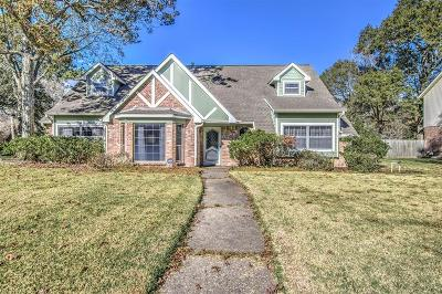 Humble Single Family Home For Sale: 19603 Hurst Wood Drive