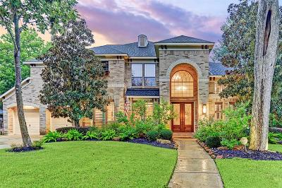 Sugar Land TX Single Family Home For Sale: $750,000