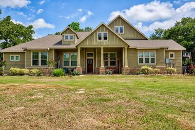 Austin County Single Family Home For Sale: 4886 Fm 529 Road