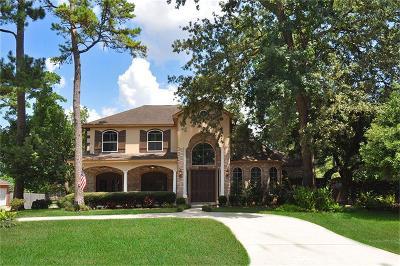 Humble Single Family Home For Sale: 20018 Pinehurst Trail Drive