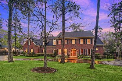 Houston Single Family Home For Sale: 11734 Wood Lane