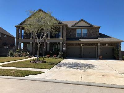 Pearland Single Family Home For Sale: 2024 Coventry Bay Drive