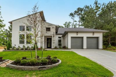 The Woodlands Single Family Home For Sale: 34 Dawning Flower Drive
