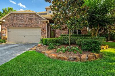 The Woodlands Single Family Home For Sale: 266 Tortoise Creek Place