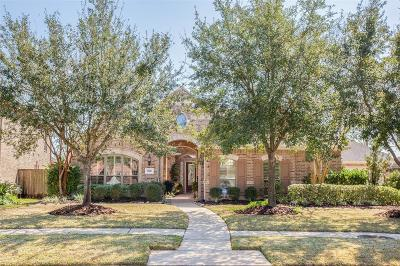 Sugar Land Single Family Home For Sale: 1906 Silver Pond Court