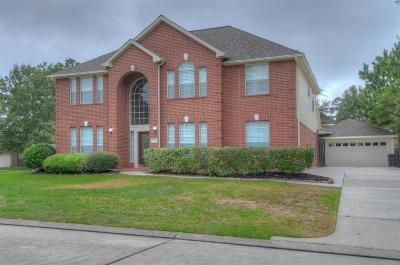 Kingwood Single Family Home For Sale: 5103 Sunset Maple Court