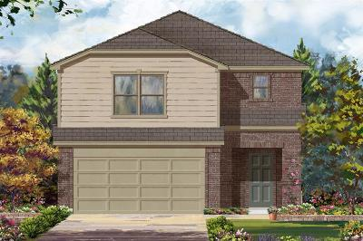 Houston Single Family Home For Sale: 14206 Persimmon Woods Drive