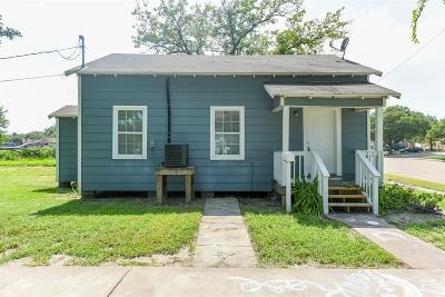 Galveston County Rental For Rent: 513 3rd Ave Avenue N