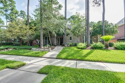 Spring Single Family Home For Sale: 1214 Cardigan Bay Circle
