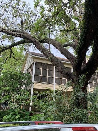 Houston Single Family Home For Sale: 2424 Park Street