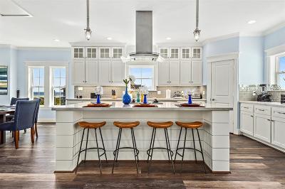 Galveston TX Single Family Home For Sale: $795,000