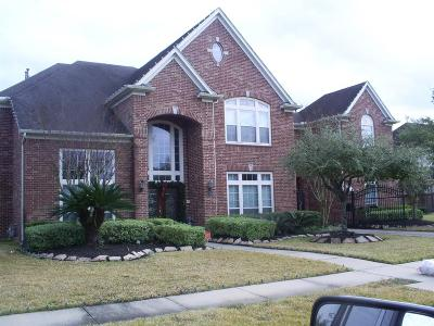 Pearland Single Family Home For Sale: 2309 Paradise Canyon Drive