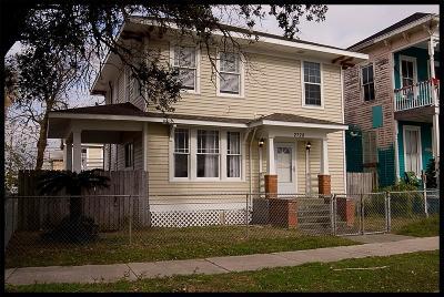 Single Family Home For Sale: 2728 Avenue L