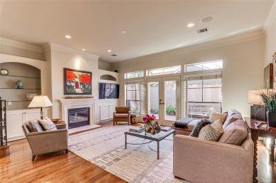 Houston Condo/Townhouse For Sale: 1812 Driscoll Street