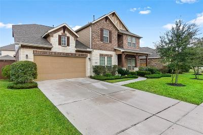 Humble TX Single Family Home For Sale: $315,000