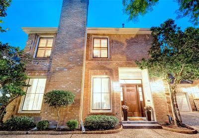 Houston Condo/Townhouse For Sale: 2204 Potomac Drive #B