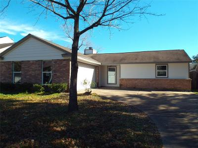 Single Family Home For Sale: 18231 Lake Bend Drive