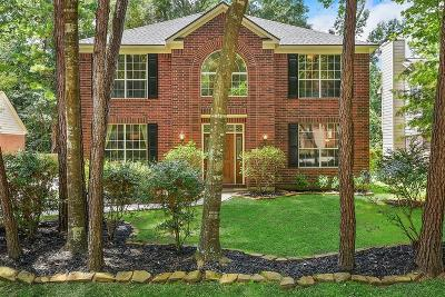 The Woodlands TX Single Family Home For Sale: $240,000