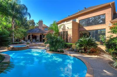 The Woodlands Single Family Home For Sale: 94 Thistle Brook Place