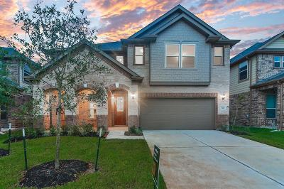 Magnolia Single Family Home For Sale: 3849 Tolby Creek Lane