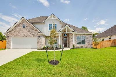 Bryan Single Family Home For Sale: 3261 Rose Hill Lane