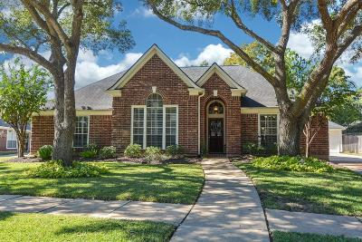 Katy Single Family Home For Sale: 2122 Grandmill Lane